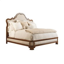 Upholstered Bed (king)