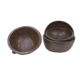 Napali Bowl Brown Large