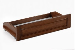 Low Profile Rolling Drawers Twin/Full