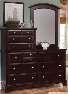 10 Drawer Vanity Dresser