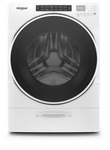 5.2 cu.ft I.E.C. Closet Depth Front Load Washer with Load & Go XL Dispenser, 40 Loads