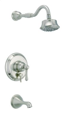 Brushed Nickel Opulence® Tub & Shower Trim Kit, 1.75gpm