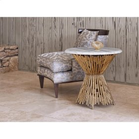 Pick Up Sticks Lamp Table