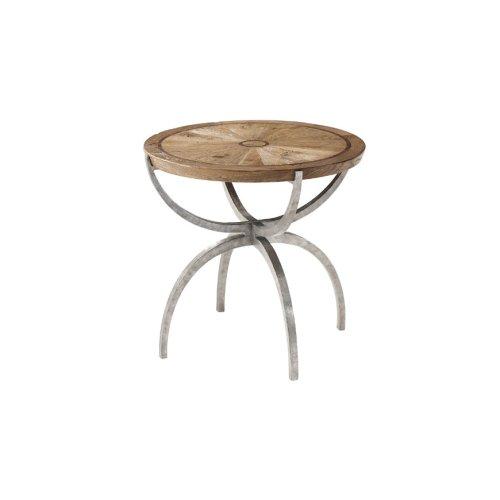 Weston Side Table, Echo Oak