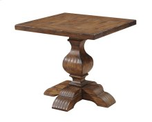 Emerald Home Chambers Bay End Table Pine-hand Scraped Antique T3121