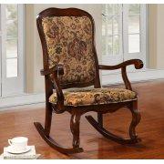 Rocker W/ Frbic Seat Product Image