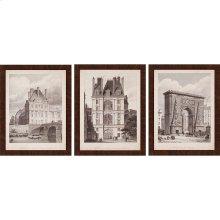 French Landmarks I Pk/3