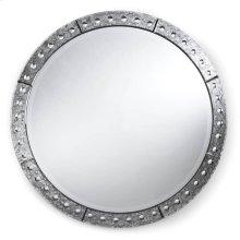 Venetian Round Mirror (42 Inch)