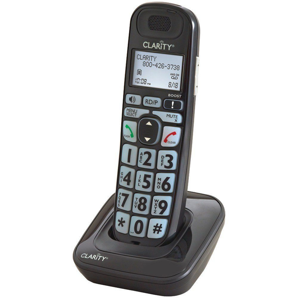 Amplified Phone with Digital Answering System