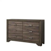 Asheville Driftwood Dresser & Mirror