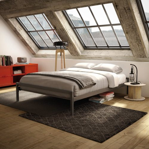 Uptown Regular Footboard Bed - King