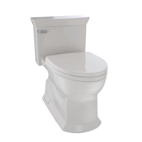 Eco Soir©e® One Piece Toilet, 1.28 GPF, Elongated Bowl - Sedona Beige