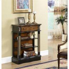 1 Dr Bookcase
