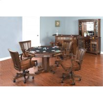Santa Fe Game Chair Product Image