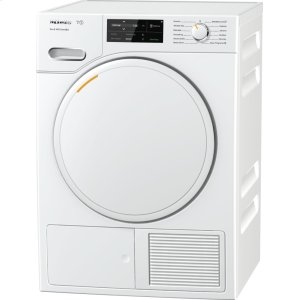 MieleTWF160 WP Eco&WiFiConn@ct - T1 Heat-pump tumble dryer with WiFiConn@ct and FragranceDos.
