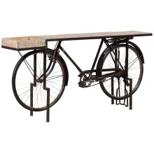 Highway Bicycle Console Table, 3768A