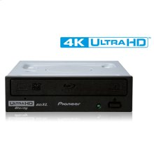 Internal BD/DVD/CD Writer Supporting Ultra HD Blu-Ray Playback