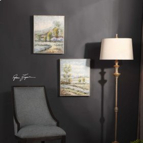 Wayward Rivers Hand Painted Canvases