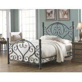 Duchess Bed - Available in Queen Size, King Size, and Cal King Size.