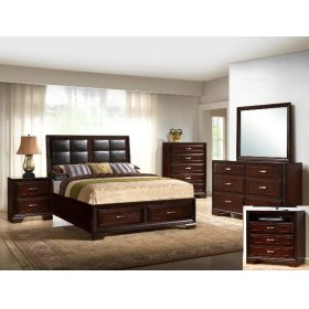 Jacob Storage Bedroo