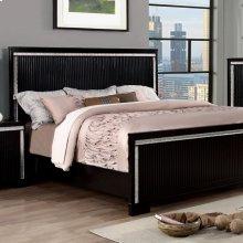 Queen-size Alver Bed