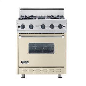 """Biscuit 30"""" Open Burner Range - VGIC (30"""" wide, four burners)"""