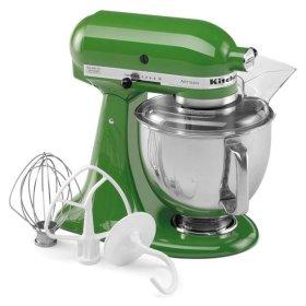 KitchenAid® Artisan® Series 5 Quart Tilt-Head Stand Mixer - Grass Green