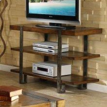Sierra - Console Table - Landmark Worn Oak Finish