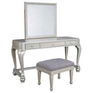 AshleyASHLEYYouth Mirrored Vanity With Chair