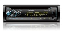 CD Receiver with Pioneer Smart Sync App Compatibility, MIXTRAX®, Built-in Bluetooth®, and Color Customization
