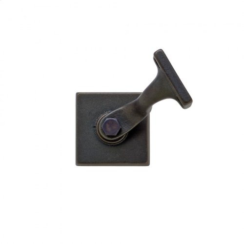 Metro Handrail Bracket White Bronze Dark
