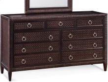 Naples Nine Drawer Dresser