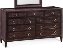 Naples Nine Drawer Dresser
