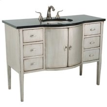 Sterling Bowfront Large Sink Chest