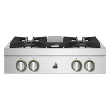 """30"""" RISE™ Gas Professional-Style Rangetop, RISE"""