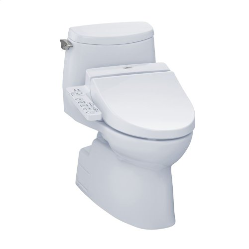 Carlyle® II 1G WASHLET®+ C100 One-Piece Toilet - 1.0 GPF - Cotton