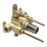 "California FaucetsMulti-Series Styletherm 1/2"" Thermostatic Rough Valve with Dual Integral Volume Controls"
