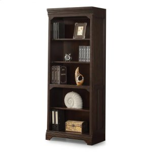 FlexsteelWalnut Creek Bookcase