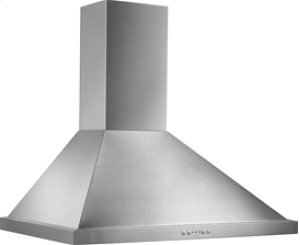 "30"" 500 CFM Stainless Steel Range Hood Traditional Canopy, Electronic Control"