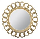 Jet Set Round Mirror Product Image
