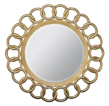 Jet Set Round Mirror Product Image