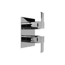 Qubic SOLID Trim Plate w/Handle