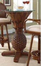 Havana Palm Pineapple Pub Table Product Image