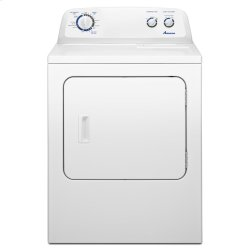 7.0 cu. ft. Electric Dryer with Interior Drum Light