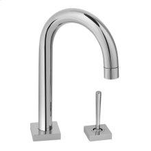 Cayenne Barsink Faucet - Polished Chrome