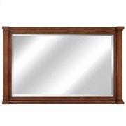 60 in. W Brown Vanity Mirror Product Image