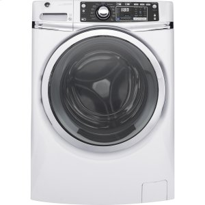 GEGE(R) 4.9 DOE cu. ft. Capacity Front Load ENERGY STAR(R) Washer with Steam