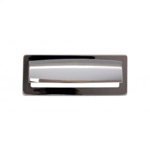 Hollin Cup Pull 3 3/4 Inch - Polished Chrome