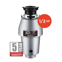 1/2 HP 5 Year Warranty, Continuous Feed waste disposer