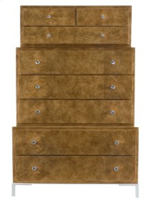 Soho Luxe Three-Tiered Tall Chest